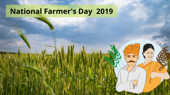 National farmer day 2019