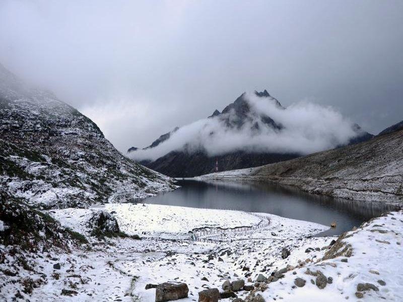 Bumla Pass Tawang