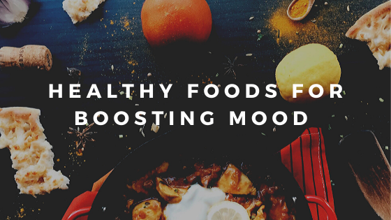 9 healthy food that boost mood