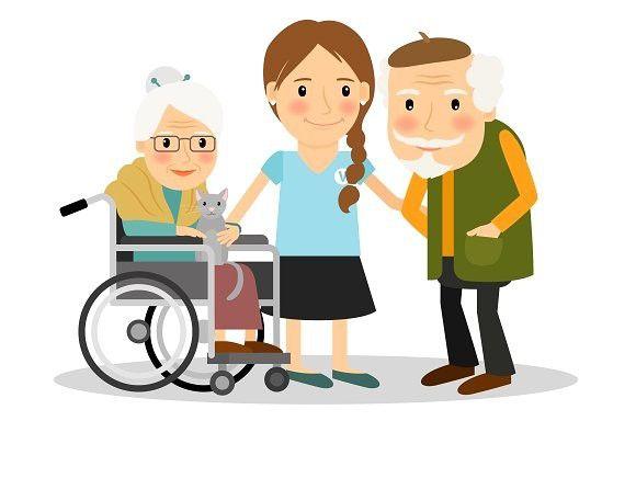 proper care of eldersa and pregnant women